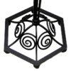 Spiral Organic Brandt Floor Lamp