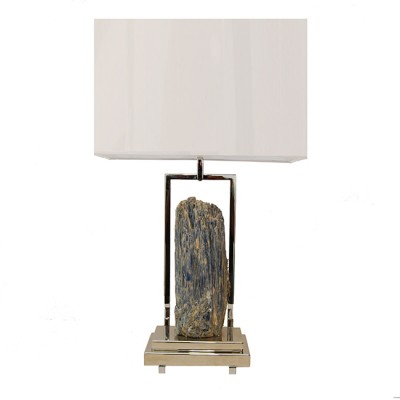 Kyanite Lamp