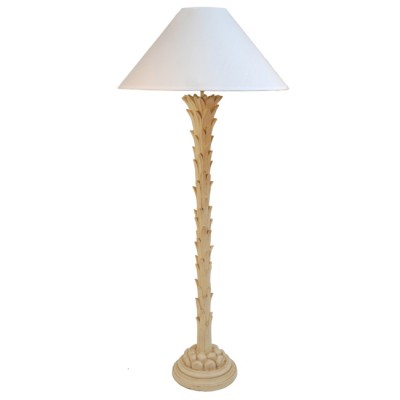 1stdibs Chapman Palm Tree Floor Lamp