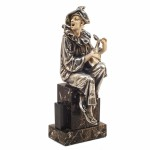 Chiparus Mandolin Player Figurine