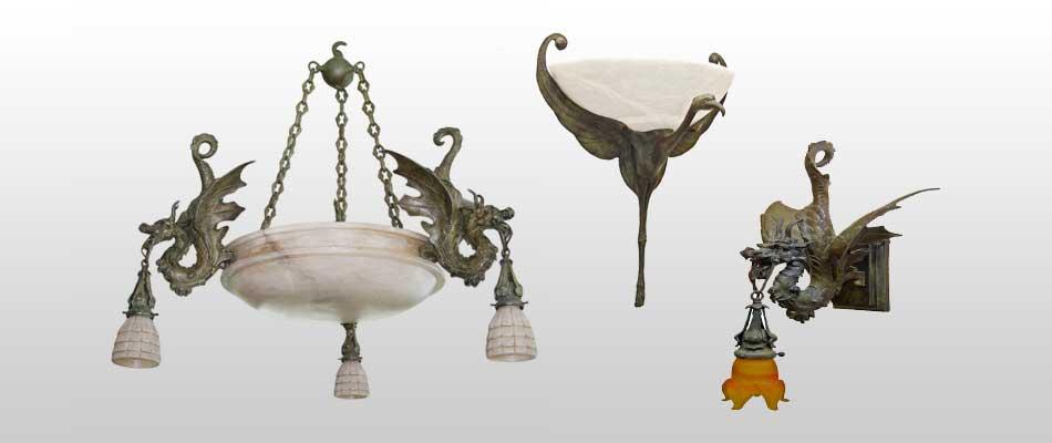 Art deco decor custom luxury lighting furniture sculpture home art deco decor custom luxury lighting furniture sculpture home decor more art deco decor mozeypictures Images